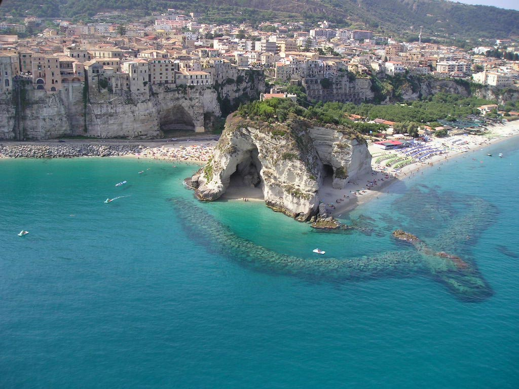 The beauty of Tropea