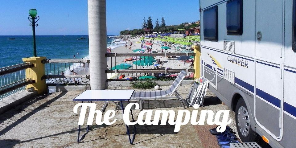 Calabria Camping