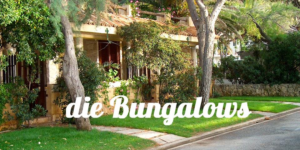 die bungalow Tropea