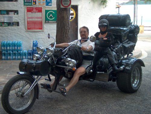moto a tre ruote
